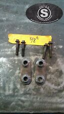 """1984-2001 Jeep Cherokee XJ Hood Spacer Kit With Hardware. 5/8"""" Spacers"""