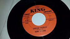 "HANK BALLARD When I Need You / Dream World KING 5677 FIRST EDITION SOUL 45 7"""