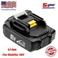 For Makita BL1860B 2.0AH 18V LXT Battery BL1830 BL1815 194205-3 Lithium-ion NEW