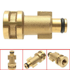 High Pressure 3000PSI/20Bar Snow Foam Lance Adapter Washer 1/4'' Internal Thread