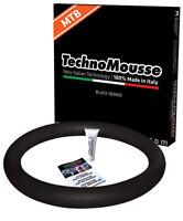 TECHNOMOUSSE KIT MTB DOWNHILL PNEUMATICO ANTIFORATURA 26 x 2.40 / 2.50 MOUSSE