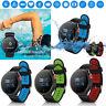 Microwear Smart Sport Watch X2 Heart Rate Blood Pressure Monitor IP68 Bluetooth