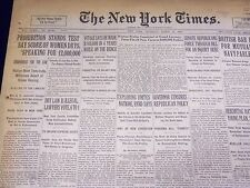 1930 MARCH 13 NEW YORK TIMES - PROHIBITION STANDS TEST - NT 3913