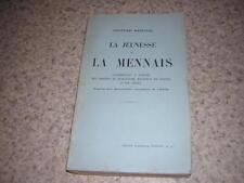 1913.jeunesse de La Mennais / Marechal.bon ex.non coupé