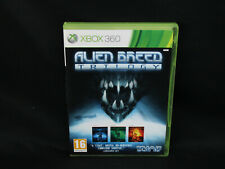 Alien Breed Trilogy Microsoft Xbox 360 PAL European Version EX w/Manual & Case