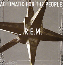 R.E.M. Automatic For The People CD