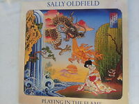 """12"""" Sally Oldfield - Playing in the Flame"""