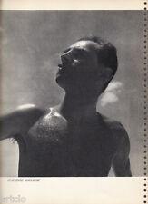 Héliogravure - 1935 - Portraiture - Hortense Ansorge