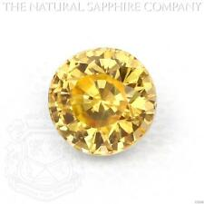 Natural Untreated Golden Sapphire, 2.05ct. (U2646)