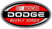 "Dodge Weekly Racing Nascar Car Bumper Window Locker Notebook Sticker Decal 6""X3"""