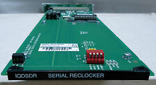 SNELL & WILCOX IQDSDR SDI RECLOCK DISTRIBUTION AMPLIFIER WITH REAR MODULE*