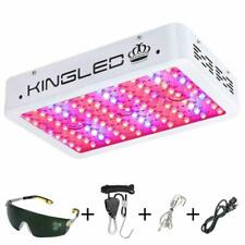 King Plus 1000W Led Grow Light Double Chips Full Spectrum With Uv&Ir For.
