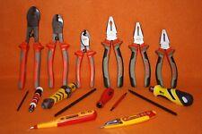 DIY, ELECTRIC TOOLS,PLIERS SET, TESTERS AC, DC TESTER,SCREWS MULTI HEADS