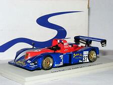 Spark SCLA08 Lola B2K/10 Judd 2002 Daytona 24hrs #37 1/43