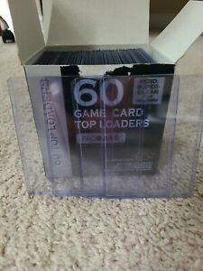 Top Loaders (50 ct.) -- Gently Used