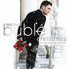 Michael Buble Christmas Deluxe Edition CD NEW Holly Jolly Christmas/Jingle Bells