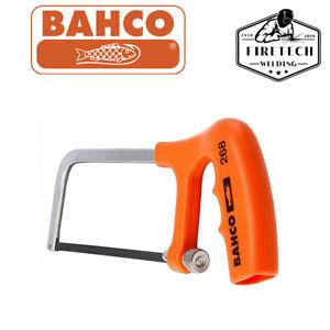 BAHCO 268 JUNIOR HACKSAW  150mm FULL HAND GRIP  PISTOL GRIP BALANCED