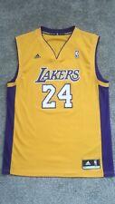 LOS ANGELES LAKERS NBA JERSEY COBE BRYANT BASKETBALL ADIDAS SIZE MEDIUM M