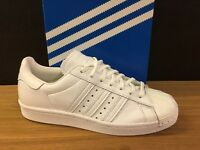 ADIDAS SUPERSTAR 80S METAL TOE n.44  NUOVE 100% ORIGINALI !!!