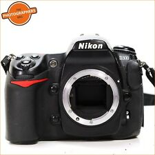 Nikon D300 Digital 12MP SLR Camera Solo Corpo GRATIS UK