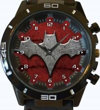Batman murciélago Alas NUEVO Serie Gt Reloj de pulsera deportivo