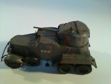 Built 1/35 scale Zvezda BA10 Armoured car