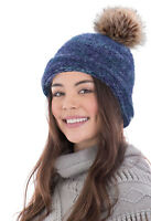 Womens Warm Braided Crochet Knit Baggy Beret Ski Cap Beanie Winter Hat