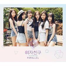 GFriend-[Parallel]5th Mini Album Love Ver. CD+Poster+Booklet+Card+Pre-Order