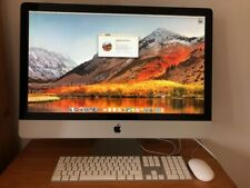 """Apple iMac All-In-One 27"""" Powerful i7 Quad Core 3.4GHz 16GB Fast 1333MHz RAM"""