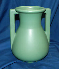 "TECO POTTERY ROMAN VASE 8"" Tall  WILLIAM D. GATES  No Longer In Production-Rare"
