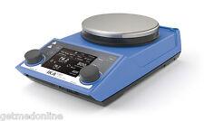 NEW ! IKA RET Control Visc Stainless Steel Magnetic Hotplate Stirrer, 5020001