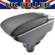 For Opel Vauxhall Corsa D 2006-2014 Duel Central Console Armrest Compartment