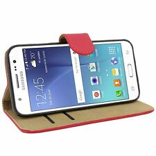 Type Wallet Case Compatible Model For Samsung Galaxy J5