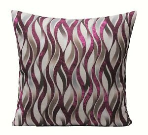 Cushion Cover 40x40 Pillow Decorative IN 15 Bulk Polyester Reference Case
