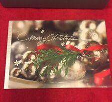 16 Hallmark Boxed Set Christmas Cards Merry Christmas With Ornaments