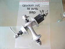 Shimano 105 Hubs set 36Holes with closing VGC 7-8 v, 1056 FH, vintage bike