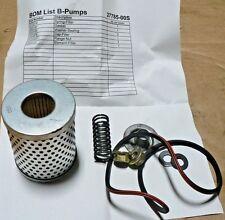 M809 M939 Power Steering Filter Kit Cummins NHC250  ERS-27785