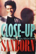 David Sanborn 1988 Close Up Reprise Records Promo Poster Authentic Original
