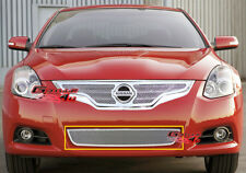 Fits 10-12 Nissan Altima Coupe Lower Bumper Stainless Mesh Grille