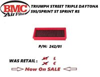 TRIUMPH STREET TRIPLE DAYTONA 595 SPRINT ST SPRINT RS AIR FILTER BMC performance