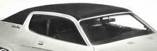1971-1972 Plymouth Road Runner/GTX Satellite Full WHITE Vinyl Top/Mopar