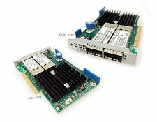 HP InfiniBand Two Port 10/40 GB NIC 656090-001 661686-001 HSTNS-BN80