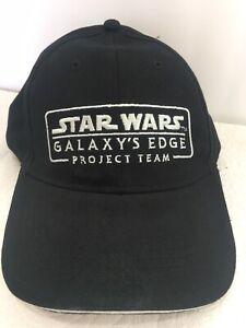 Walt Disney Imagineering Exclusive Star Wars Galaxy's Edge Project Team Ball Cap