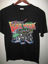 Daytona Beach Florida USA Vintage 1998 Motorcycle Bike Week Chopper T Shirt Lrg