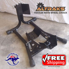 Motorcycle Motor bike Wheel Chock Trailer mate NEW - Honda Suzuki KTM Yamaha