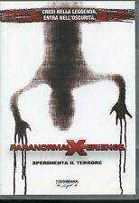 Paranormal experience DVD HORROR nuovo sigillato