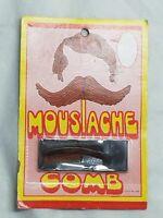 Vintage Moustache comb BIBI products