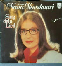 Nana Mouskouri LP