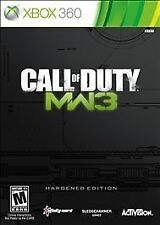 Call of Duty: Modern Warfare 3 -Hardened Edition  (Xbox 360, 2011) BRAND NEW