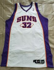Shaquille O'Neal Lou Lampson LOA Suns RARE game worn jersey Last All-Star MVP